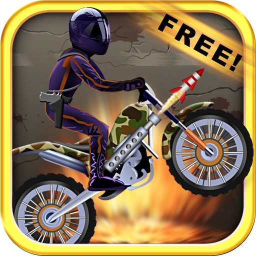 Bikes and Zombies Game FREE - Armor Dirt Bike Fighting Shooting Killing Games