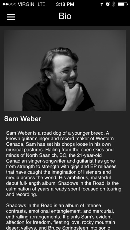 Sam Weber screenshot-2