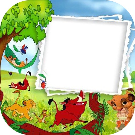 Cartoon Photo Frames - For Kids by sagar patel