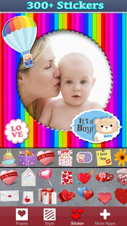 Amazing Photo Frames and Styles Pro screenshot-3