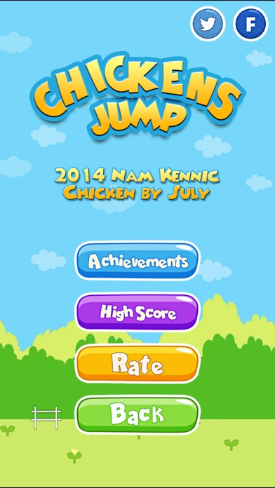 Chickens Jump - by Nam Kennic - Arcade Games Category