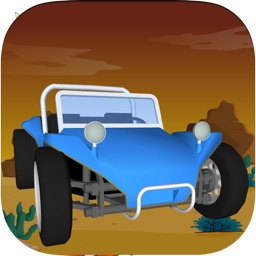 Dirt Buggy Extreme Jump Race - Fast Running Stunt Game