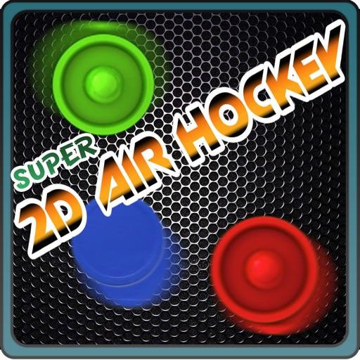 Air Hockey 2D - Super AirHockey Game icon