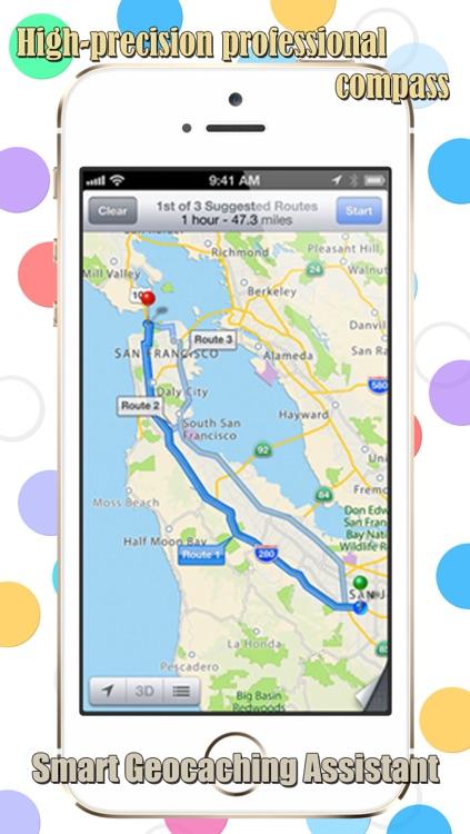 Spot GPS: Smart Geocaching Assistant screenshot-4