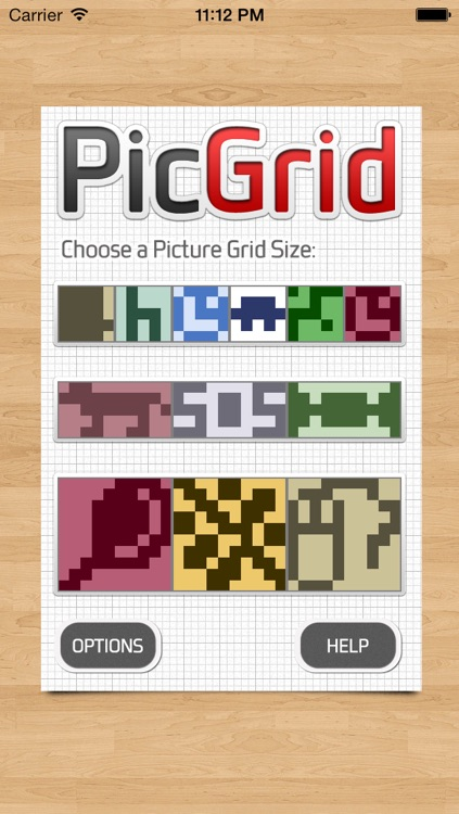 PicGrid Free: best picross puzzles screenshot-1