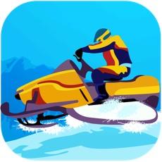 Activities of Crazy Speed Snow Race - Snowy Highway Drag Racing