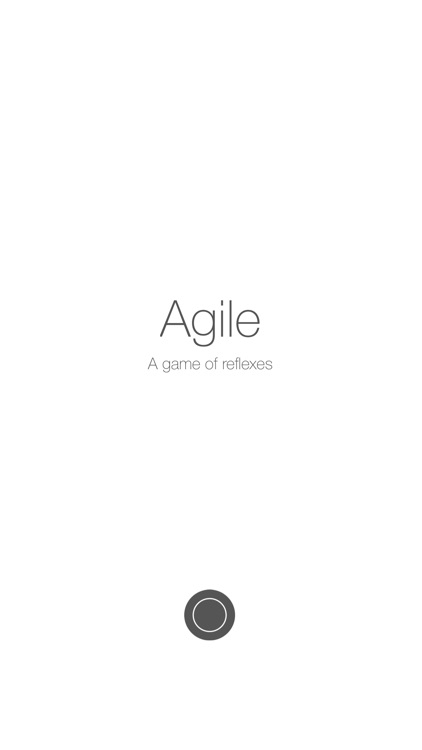 Agile - A Game of Reflexes screenshot-4