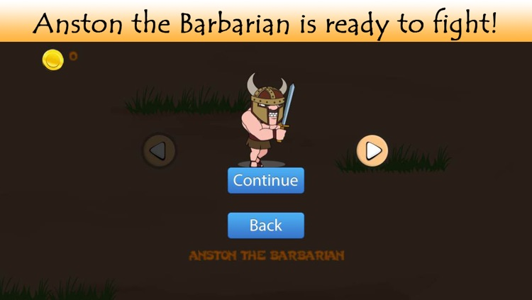 An Angry Barbarian Battle screenshot-1