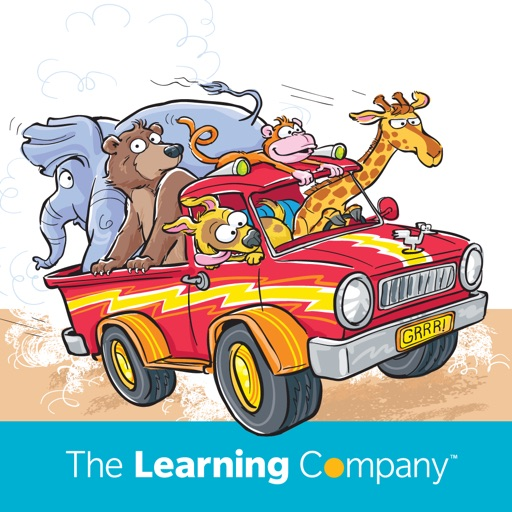 1,2,3…Go! -The Learning Company Little Books