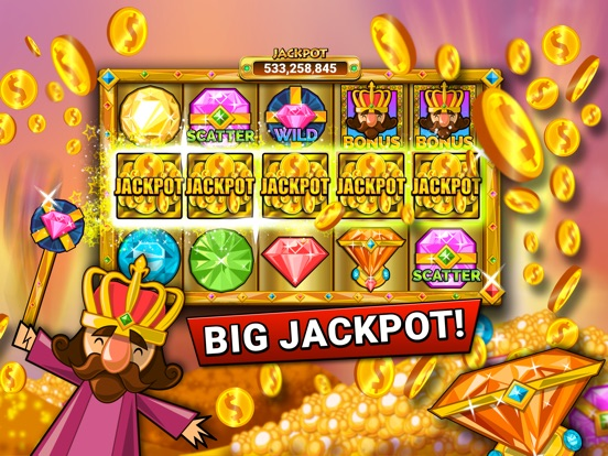 Screenshot #3 for Slots Surprise - 5 reel, FREE casino fun, big lottery bonus game with daily wheel spins