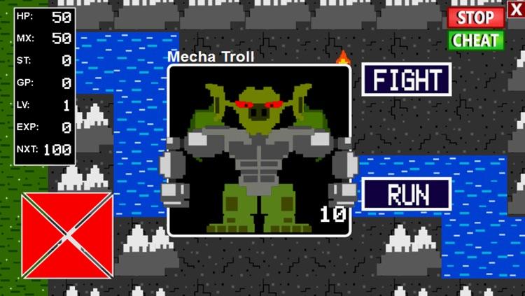 8-Bit RPG Creator screenshot-4