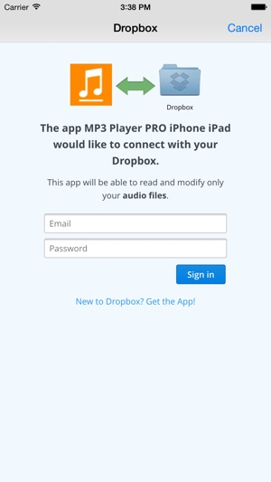 MP3 Player Free on the App Store