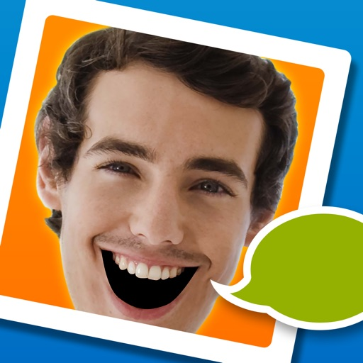 Talking Face HD - Photo Booth a Selfie, Friend, Pet or Celebrity Picture Into a Realistic Video
