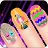 Art Nail Salon:Happy Holidays Free-Dress Up Game