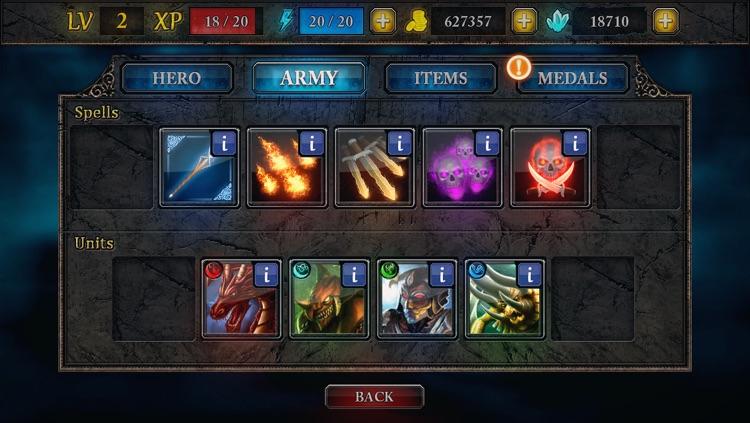 Legendary Saga screenshot-4