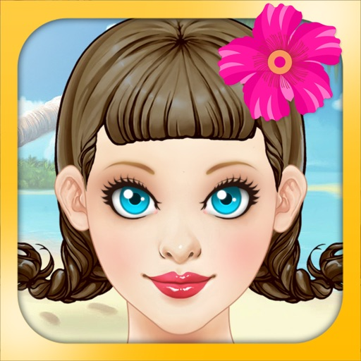 Summer Lily - KaiserGames™ play free dress up style love & beauty make up fashion games for girls