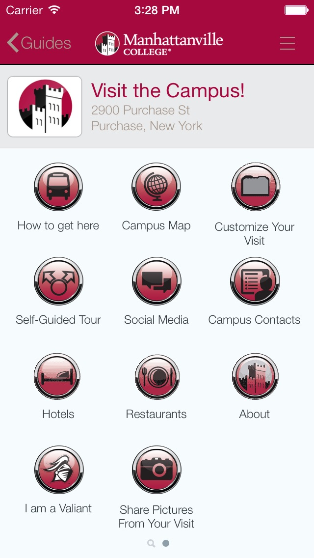 Manhattanville College App-0