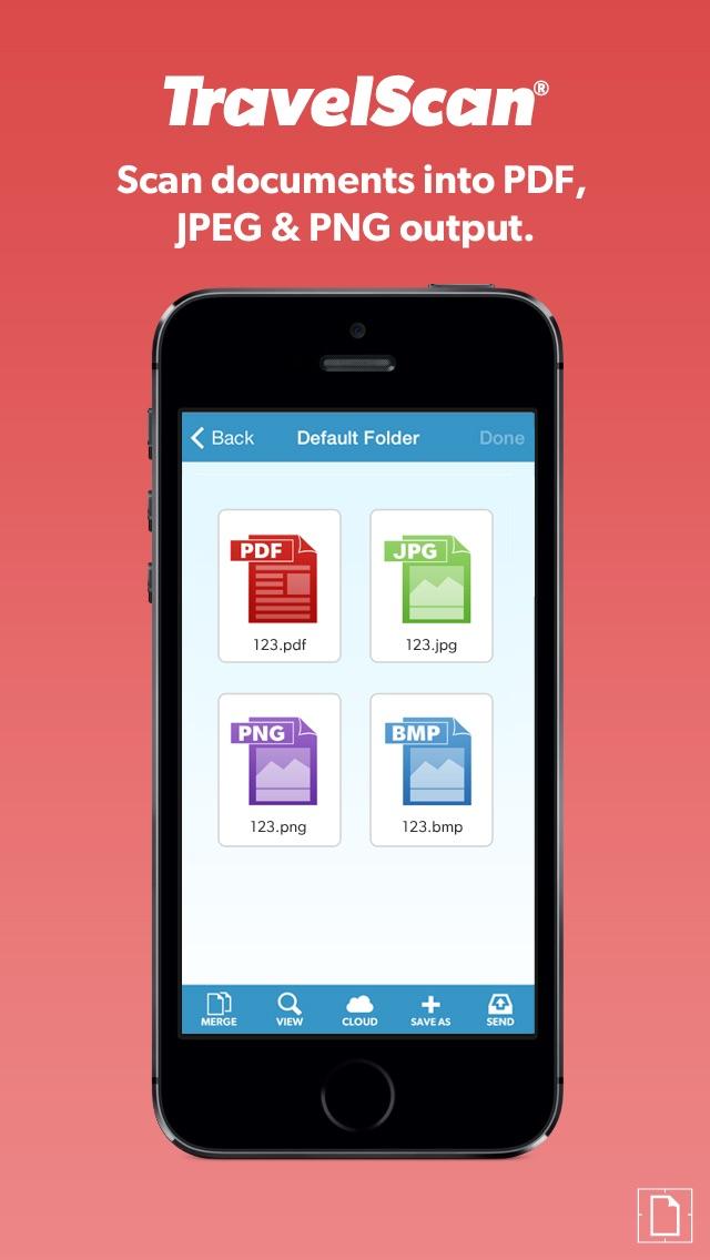 タイトル - Turn your iPhone into a pocket-sized PDF scannerのスクリーンショット3
