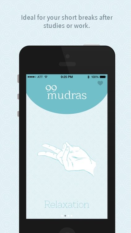 Mudras: Concentration, Healing, Energy and Relaxation Techniques screenshot-4