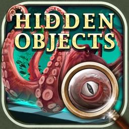 Hidden Object: Mystery in the Aquarium