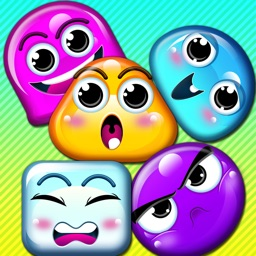 Jelly Pop King! Popping and Matching Line Game!