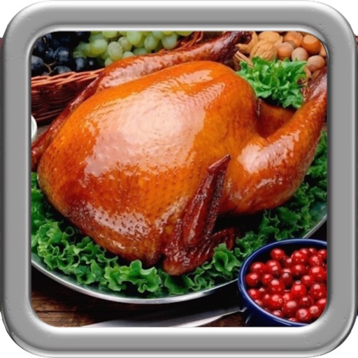 Christmas Food Cooking: Delicious Bake Turkey - Awesome Realistic Cook Game For Girl And Boy
