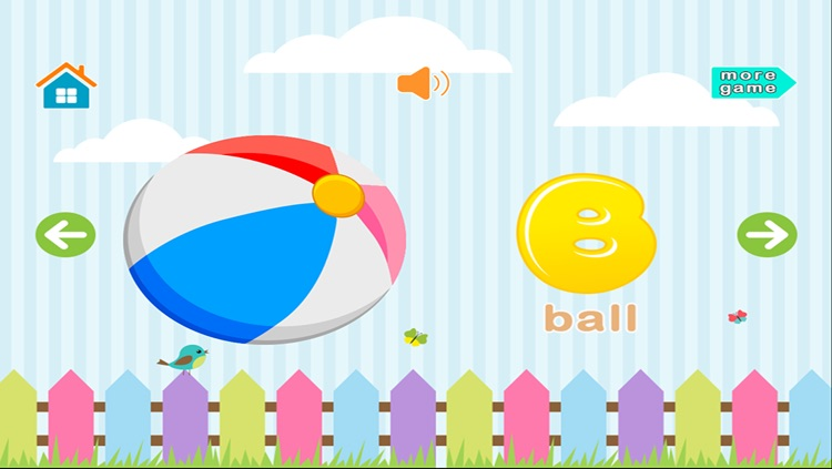 Learn Alphabet Game Kids screenshot-3