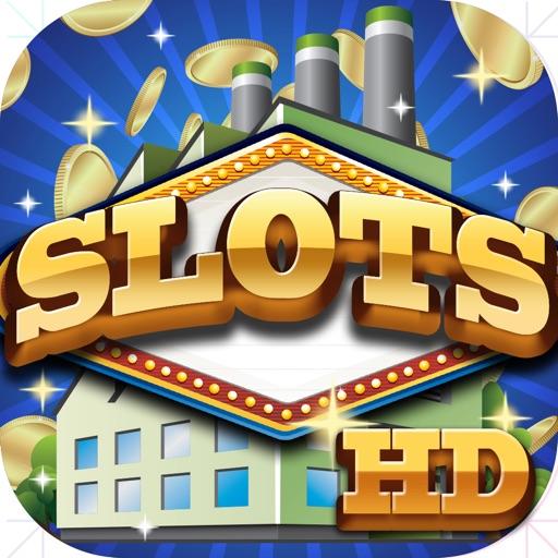 Ace Classic Vegas Slots - Rich Tycoon Millionaire Jackpot Slot Machine Games HD icon