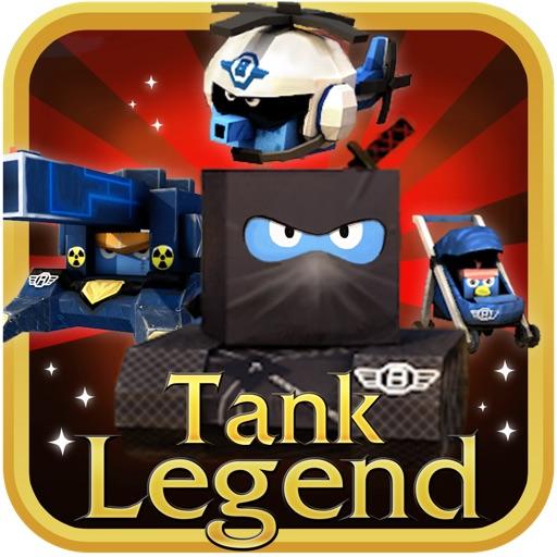 Tank Legend online (League of tanks)