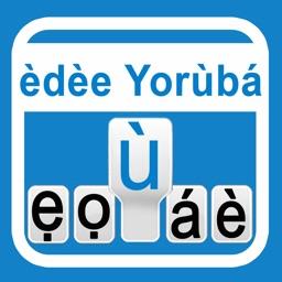 Yoruba Keyboard For iOS6 & iOS7
