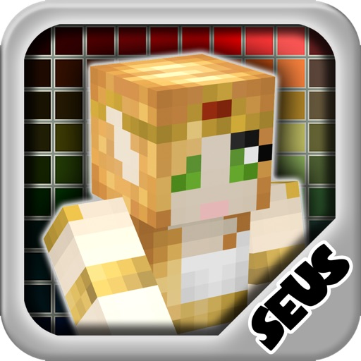 Girls Skins Pro for Minecraft Game Textures Skin