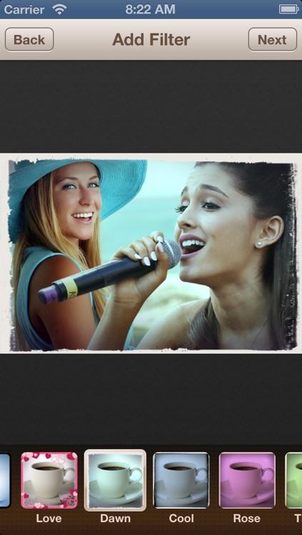 Me for Ariana Grande screenshot-3