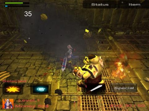 Blade Heroes - Dungeon Of Shadow Free-ipad-4