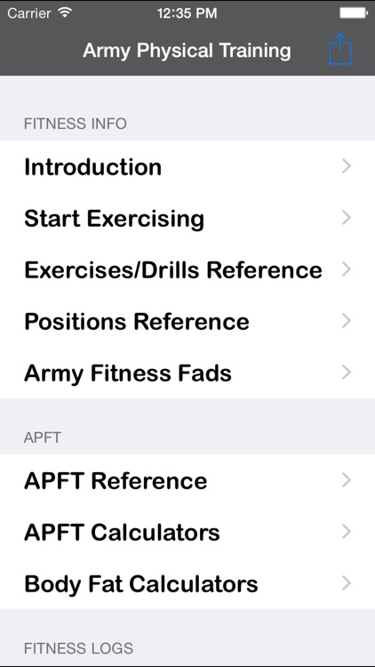 Army Fitness screenshot-0