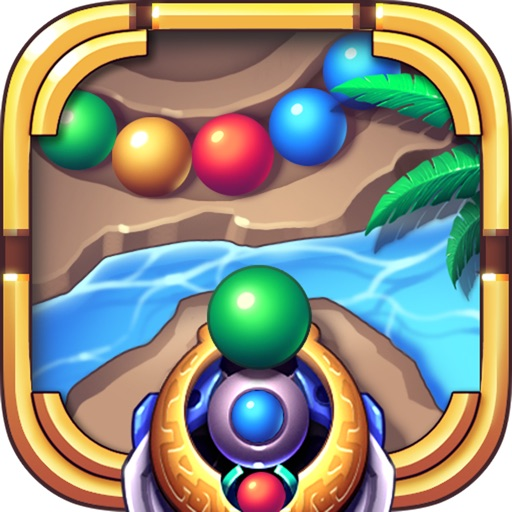 Marble Blast Mania iOS App