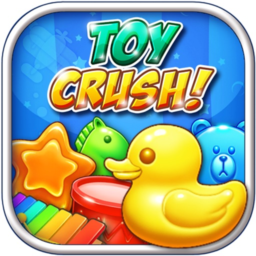 Toy Crush Mania