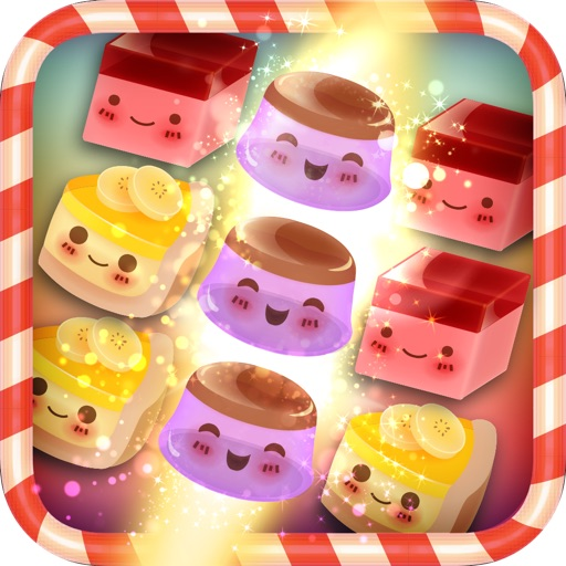 Viva Sweets - Puzzle Cupcake Saga