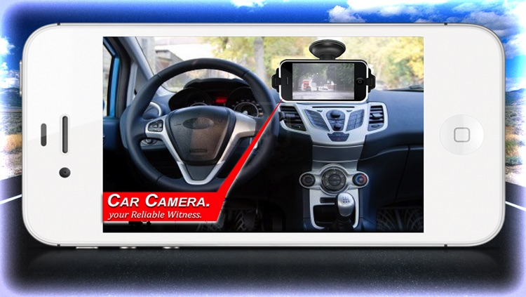 Car Camera DVR - Dashboard GPS Black Box DVR - Car Video Recorder  iDVR screenshot-3
