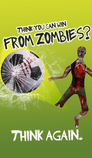 Zombie Soccer (Death Football Goalkeeper) screenshot three