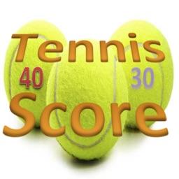 Tennis Score EZ