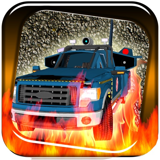 Jet Powered Assault Vehicle Free Game icon