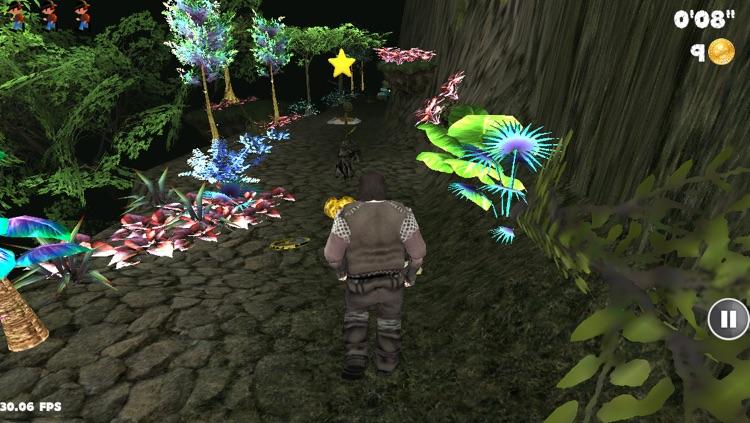 Treasure Run 3D Avatar