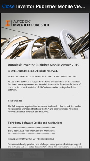 Inventor Publisher Mobile Viewer on the App Store