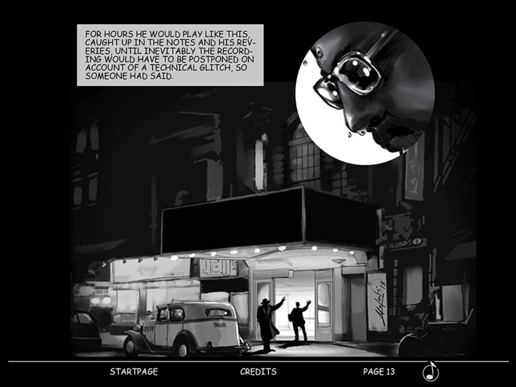 Angel Eyes Interactive Graphic Novel screenshot-4