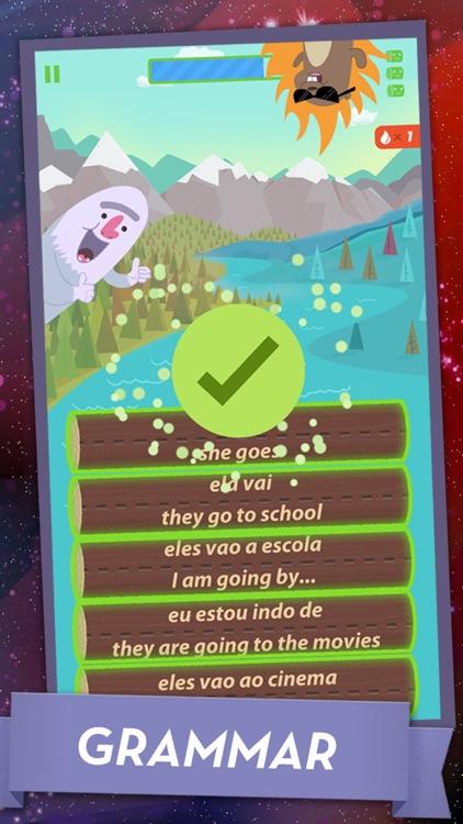 Learn Portuguese by MindSnacks screenshot-3