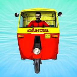 Auto Rickshaw Rash