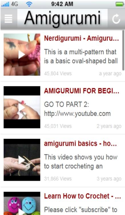 Amigurumi: Learn Amigurumi Crochet The Easy Way!!