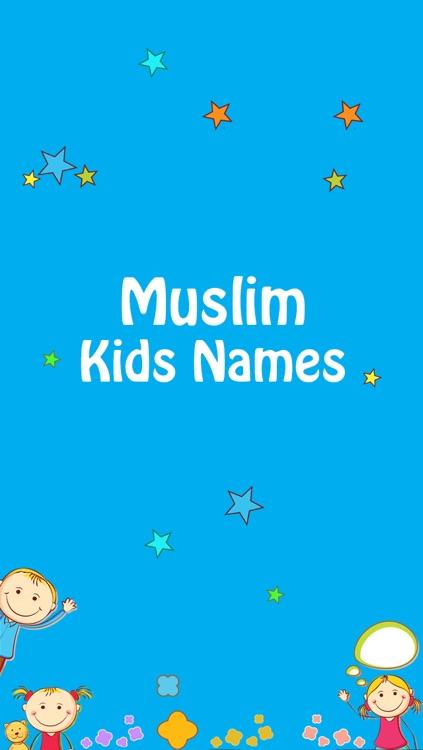 Muslim Kids Names