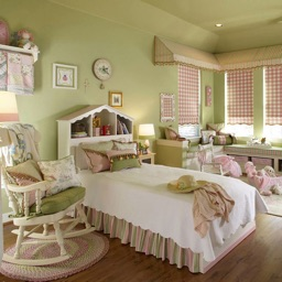 Kids Rooms Design HD