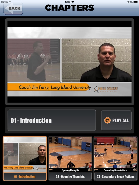 20 Effective Scoring Plays: Turbo Charging Your Offense Playbook - With Coach Jim Ferry - Full Court Basketball Training Instruction - XL